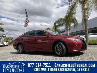 Used 2015 Toyota Camry SE in Bakersfield, California