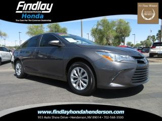 Used Toyota Camry LE In Henderson Nevada - Car show henderson nv