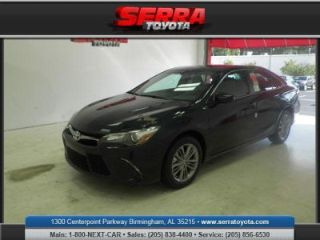 Used 2016 Toyota Camry SE in Birmingham, Alabama