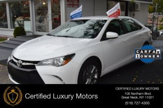 Used 2016 Toyota Camry SE in Great Neck, New York