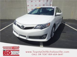 Used 2014 Toyota Camry in Nicholasville, Kentucky