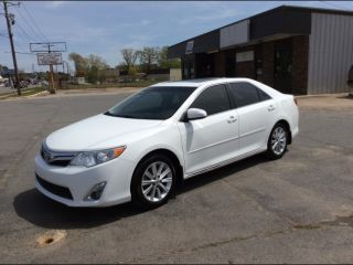 White Toyota Camry >> Used 2014 Toyota Camry Se In White Hall Arkansas