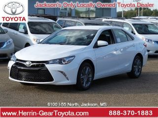 Used 2016 Toyota Camry SE in Jackson, Mississippi