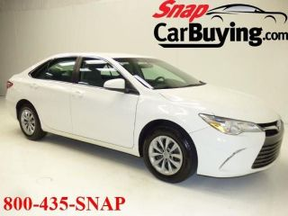 Used 2016 Toyota Camry LE in Chantilly, Virginia