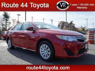 Used 2013 Toyota Camry LE in Raynham, Massachusetts