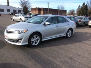 Used 2014 Toyota Camry SE in Aitkin, Minnesota
