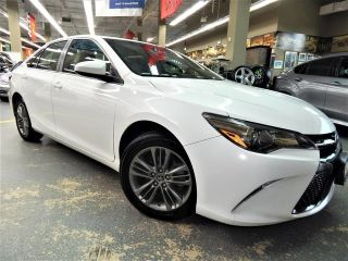 Used 2016 Toyota Camry SE in Springfield, New Jersey