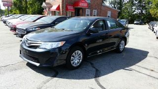 Used 2013 Toyota Camry LE in Ludlow, Massachusetts