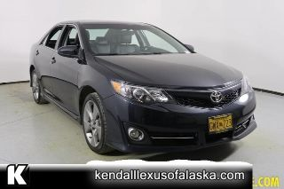 Used 2014 Toyota Camry in Fairbanks, Alaska