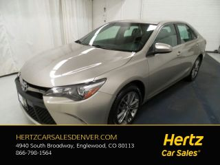 Toyota Camry L 2016