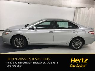 Used 2016 Toyota Camry L in Englewood, Colorado