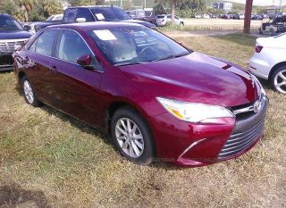 Used 2016 Toyota Camry LE in Tampa, Florida