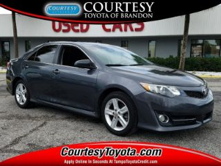 Used 2012 Toyota Camry SE in Tampa, Florida