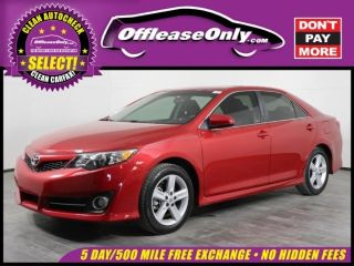 Used 2012 Toyota Camry SE in Orlando, Florida