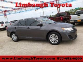 Used 2014 Toyota Camry LE in Birmingham, Alabama