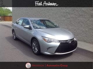 Used 2016 Toyota Camry SE in West Columbia, South Carolina