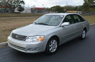 used 2000 toyota avalon xls in tampa florida used 2000 toyota avalon xls in tampa florida