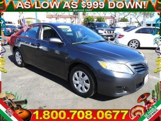 Used 2010 Toyota Camry LE in Santa Ana, California