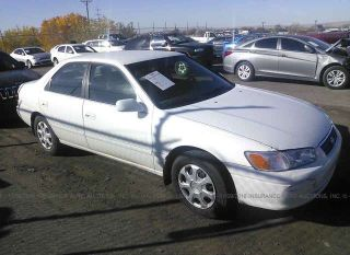 Used 2001 Toyota Camry CE in Albuquerque, New Mexico