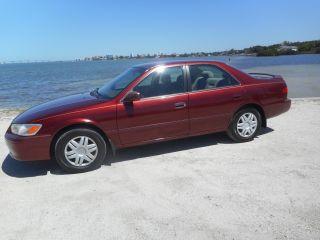 Used 2000 Toyota Camry LE in Sarasota, Florida