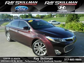 Used 2013 Toyota Avalon Limited Edition in Greenwood, Indiana