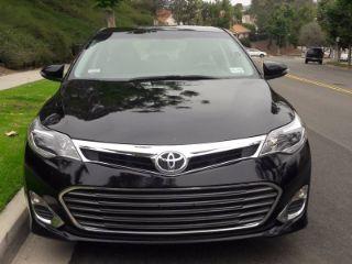Toyota Avalon XLE 2013