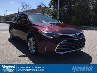Toyota Avalon Limited Edition 2018