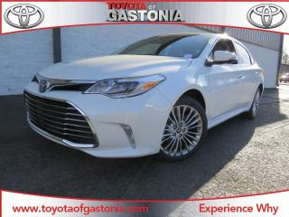New 2018 Toyota Avalon Limited Edition in Gastonia, North Carolina