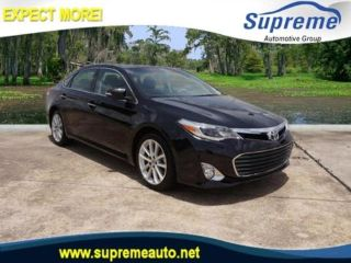 Used 2013 Toyota Avalon XLE in Slidell, Louisiana