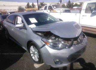 Toyota Avalon Limited Edition 2013