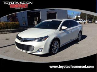 Used 2013 Toyota Avalon XLE in Somerset, Kentucky