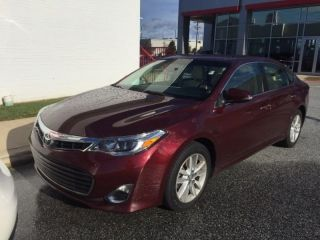 Used 2014 Toyota Avalon XLE In New Castle, Delaware. Price: $16525