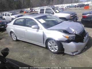 Toyota Avalon Limited Edition 2011