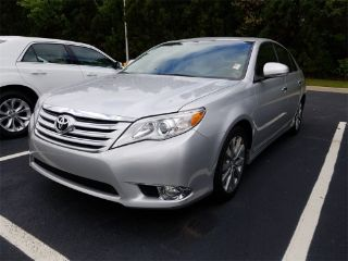 Toyota Avalon Limited Edition 2012