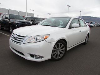 Toyota Avalon Limited Edition 2011