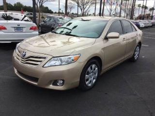 Used 2011 Toyota Camry LE in Glendale, Arizona