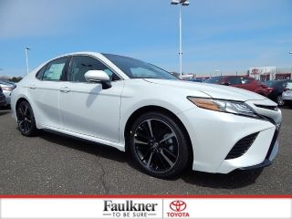 New 2018 Toyota Camry XSE in Trevose, Pennsylvania