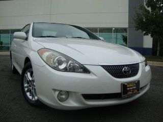 Used 2005 Toyota Camry Solara SE in Chantilly, Virginia