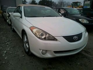 Toyota Camry Solara 2005