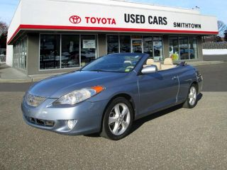 Used 2005 Toyota Camry Solara SLE in Smithtown, New York