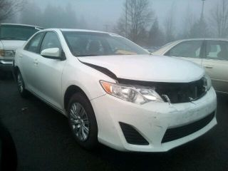 Toyota Camry L 2013
