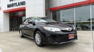 Used 2014 Toyota Camry LE in Lexington Park, Maryland