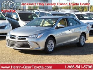 Used 2016 Toyota Camry LE in Jackson, Mississippi