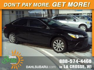 Used 2015 Toyota Camry XLE in La Crosse, Wisconsin