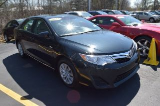Used 2013 Toyota Camry LE in Acton, Massachusetts