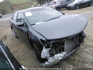 Toyota Camry L 2014