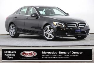 Used 2018 Mercedes-Benz C-Class C 300 in Denver, Colorado