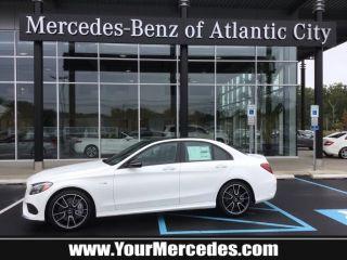 Mercedes-Benz C-Class AMG C 43 2018