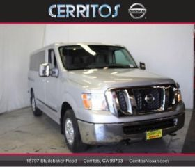 Used 2016 Nissan NV 3500HD in Cerritos, California
