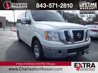 Used 2016 Nissan NV 3500HD in Charleston, South Carolina